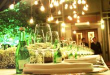 VIP Dinner Decoration by Classy Decor