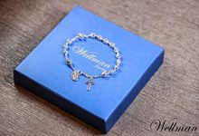 Bracelet by Wellman Jewelry