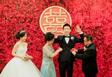 Wedding of Philip and Priscilla by Le Méridien Jakarta