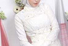 graduation wedding make up course by Mezuira MakeUp & Hijab Style