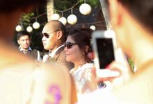 Maya & Raymond Wedding by Makna Pictures