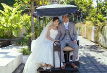 WEDDING ALEX & YITING by Fairmont Sanur Beach Bali