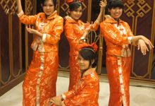 Oriental Chinese Dance by Various Dance Enterprise