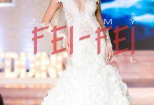 Beautiful in white by Jimmy Fei Fei