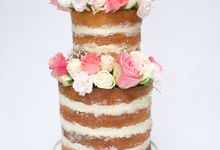 Wedding cakes by Cuppy & Cake