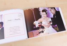 The Sweet Journey of Ivan & Angelia by PAM'S INVITATIONS & STATIONERY