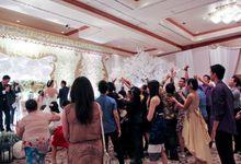 Yesse & Lenny Celebration by Eucharisteo Wedding Planner