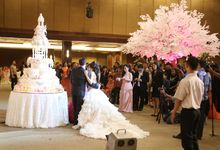 The Wedding of Evan & Felita by FIVE Seasons WO