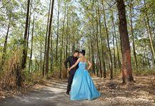 Hendra & Meliana by loveinbali photography