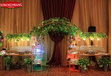 WEDDING OF dr YASHINTA & dr GENTA by Sonokembang Catering