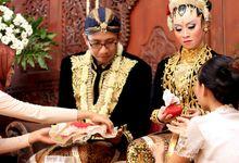 Wedding Alfi & Asan by MOMENTO Photography