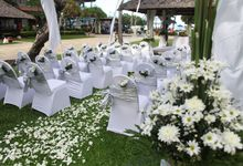 Martin and Sarah Wedding by HOTEL NIKKO BALI BENOA BEACH