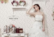 The Veil Bridal by Moisel Makeup