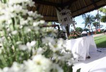 Martin and Sarah Wedding by Grand Aston Bali Beach Resort