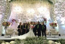 The Wedding Of Hendry and Stephanie by JS Wedding Planner Organizer and Entertainment