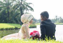 Bagus Kurniawan & Safitri Prewedding by 98 photograph