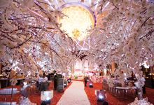The Wedding of Ricky & Marcia  Kempinski Bali Room by The Swan Decoration