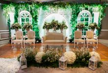The Wedding of Randy & Maya by The Swan Decoration