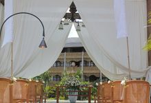 Wedding at Pavilion  by Alaya Ubud