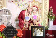 Wedding of Rifki & Ratih by Netjes Photobooth