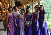 Maya & Raymond Wedding by Makna Pictures