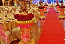 Indian Weddings by Rajesdeco