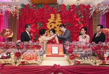 Engagament of Yolanda and Xiao Xi by DiCE Capture