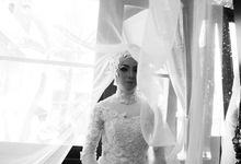 wedding annis & sandria by akar photography