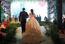 Wedding of Willy & Natalia 29 July 2017 by HARRIS POP Hotels & Convention Gubeng