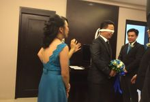 The Wedding Of Donni and Jessica by JS Wedding Planner Organizer and Entertainment