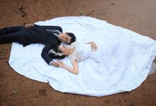 Indra & Trian Prewedding by INKPHOTOGRAPHY