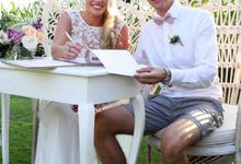 El & Si's Wedding by Beyond Events Bali