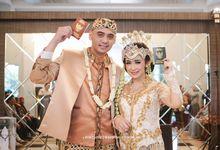 wedding stories of gesit & santika by Portlove Studios