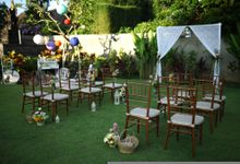 Wedding Packages by Event Kubu Cempaka