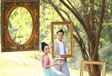 Kevin & Vonny Prewedding by Lidya Lee Makeup