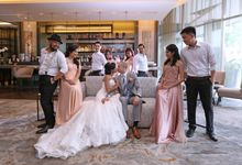 Gita & Michael by MASK Weddingtainment