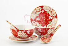 Dowry Set by LE KNOT WEDDING ( CHINESE TRADITIONS )