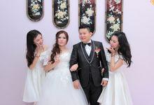 wedding Meidi rifki & Fitria by venus photography