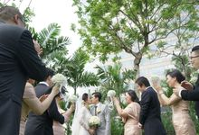 The Wedding of Michael & Zara by PROJECT ART PLUS Wedding & More