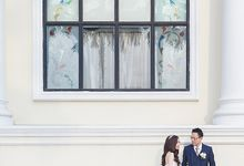 Rommy & Yenny the Wedding by Marble Pixel