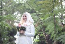 QONITA & GALUH WEDDING DAY by AHA