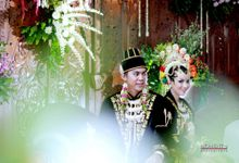Wedding Aniki & Fajar by MOMENTO Photography