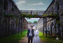 Tio & Icha Prewedding by Faust Photography