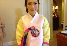 Korean Style Make Up by Marsia Yulia Signature. Natural and Korean Make Up Specialist.