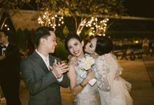 Sammy & Thya's Wedding by Bantu Manten wedding Planner and Organizer
