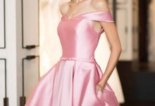 ROM Dress by My Dream Wedding