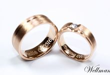 New Rose Gold Collection by Wellman Jewelry