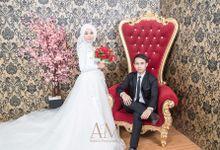 Rubia & Ardiansyah by AM BRIDAL & PHOTOGRAPHY