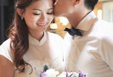 Wedding of John & Shileen by JG Bottega