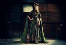 wedding dress by adiatphotoworks
